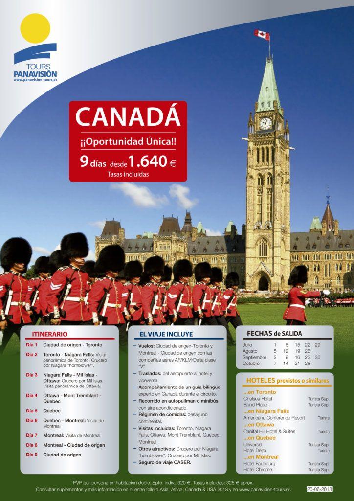 oferta viaje a Canada-Este-18